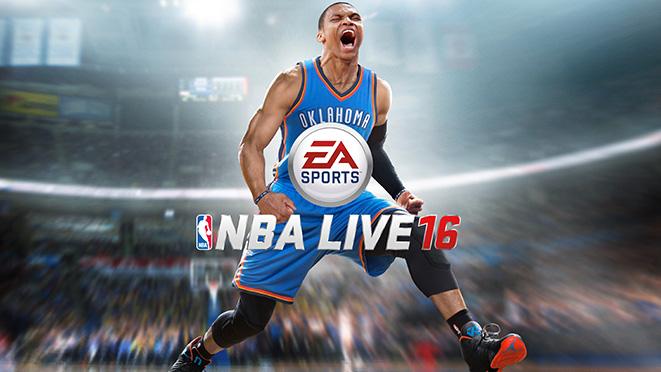 Баскетбольный симулятор NBA LIVE 16 вышел для Xbox One и PlayStation 4