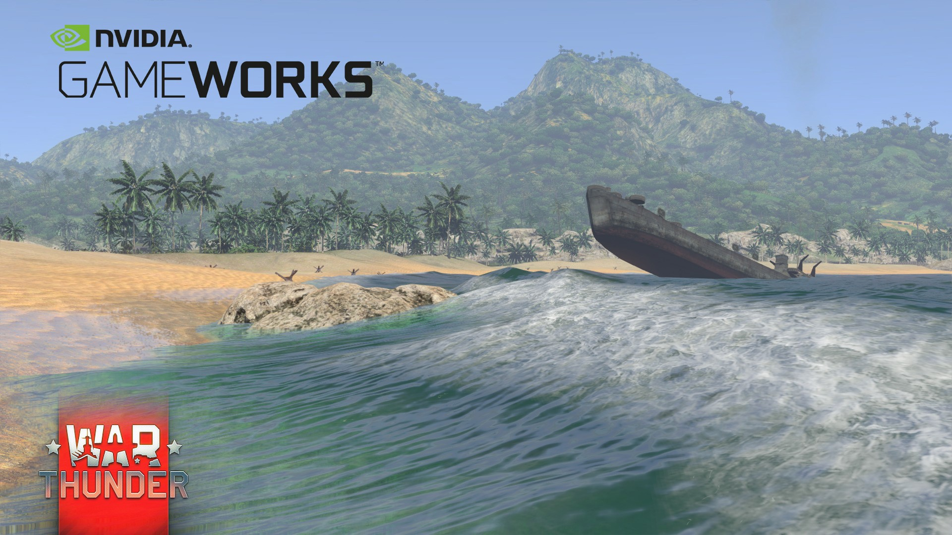 Военная онлайн-игра War Thunder получит движок Dagor Engine 4.0