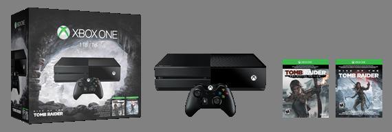 Комплекты Xbox One с различными играми выходят в России
