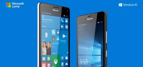 Microsoft представила Lumia 950 и Lumia 950 XL официально