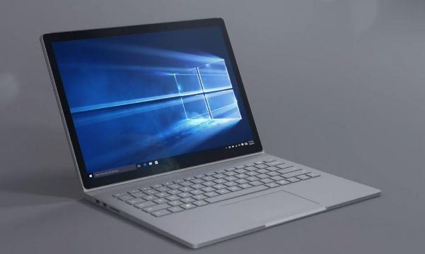 Microsoft представила свой первый ноутбук Surface Book