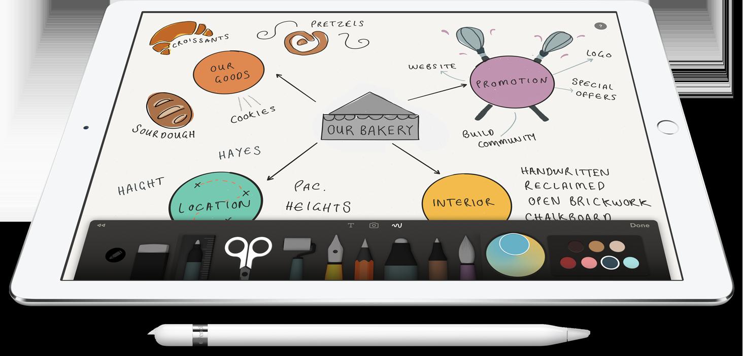 Планшет iPad Pro выйдет в начале ноября