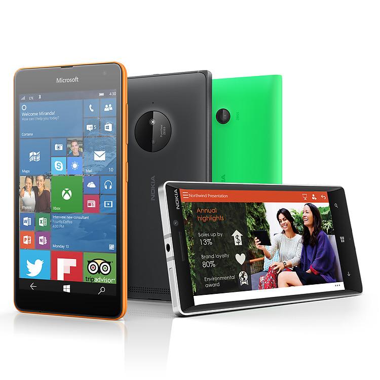 Смартфоны начнут обновляться до Windows 10 Mobile в декабре