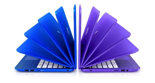Двухсотдолларовые ноутбуки HP Stream похудели и работают дольше