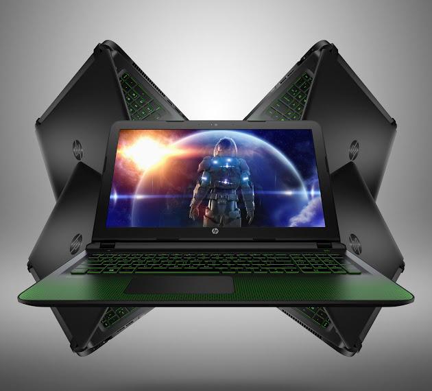 HP представила игровой ноутбук Pavilion Gaming за $900