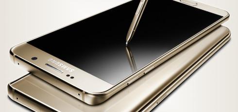Продажи Samsung Galaxy Note 5 в России стартуют завтра