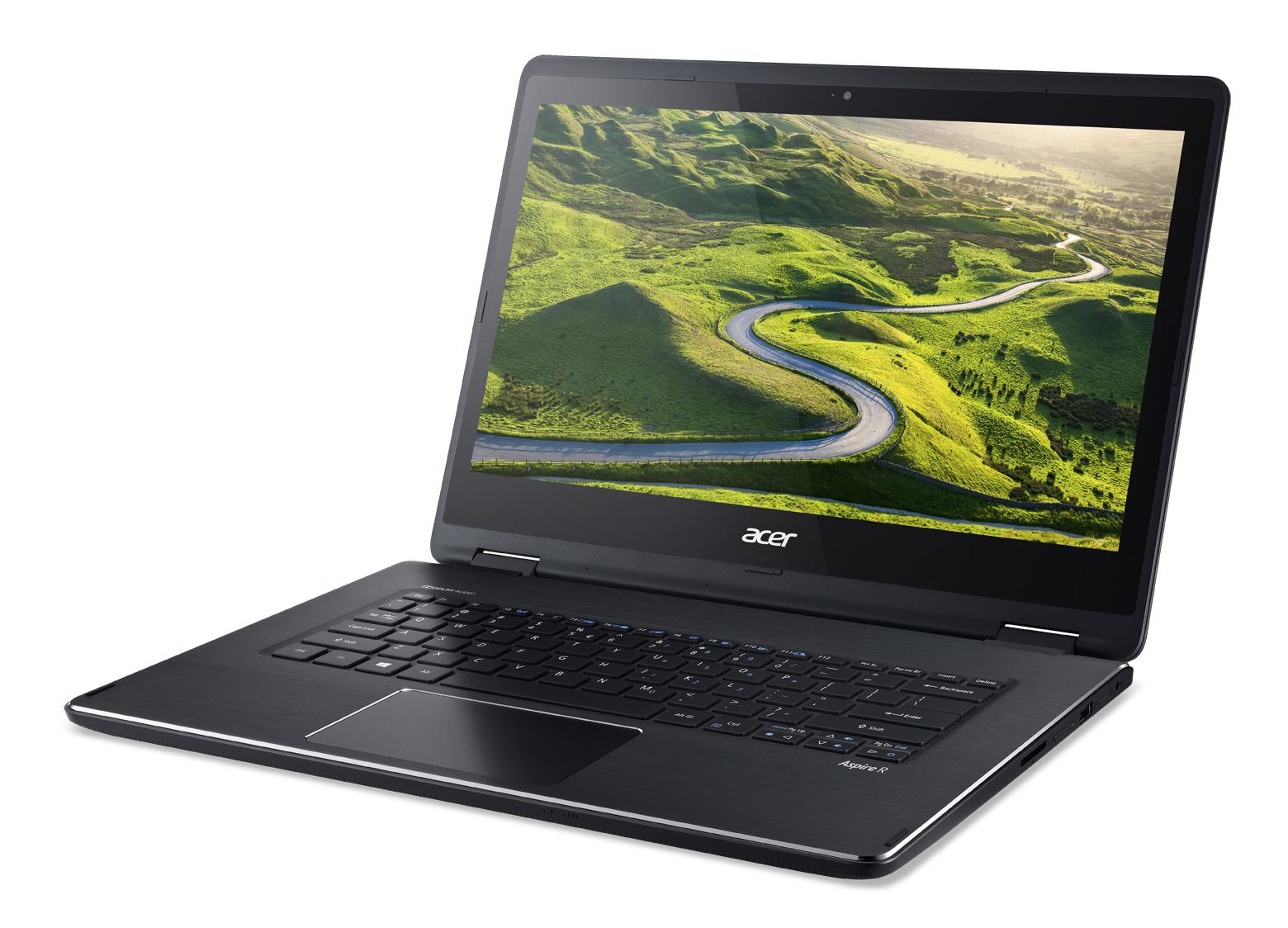 Обновленный ноутбук-перевертыш Acer Aspire R 14 выходит в России