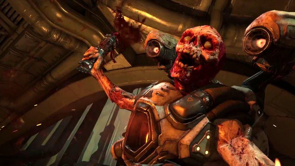 Стартовала запись на закрытое альфа-тестирование нового Doom