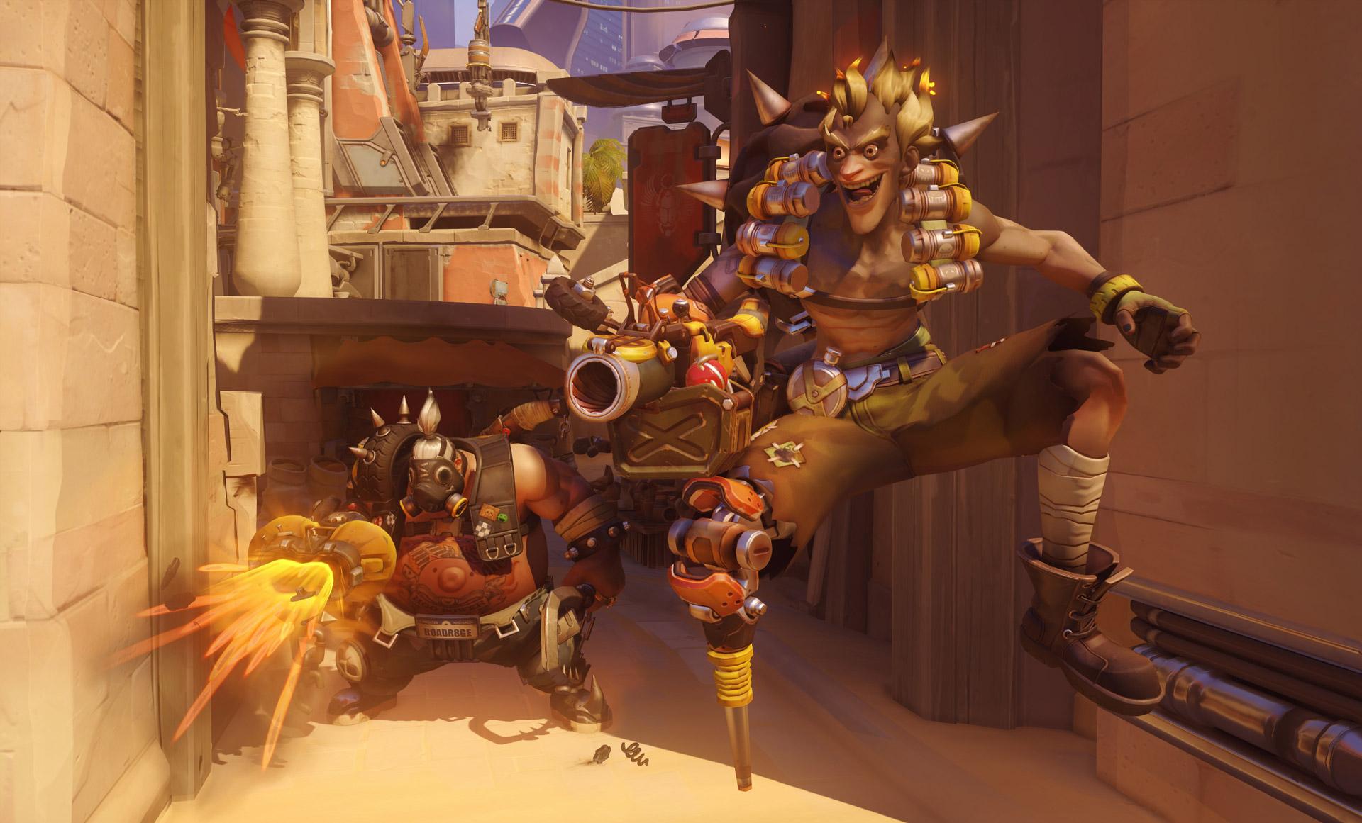 Закрытое бета-тестирование Overwatch от Blizzard стартует 27 октября