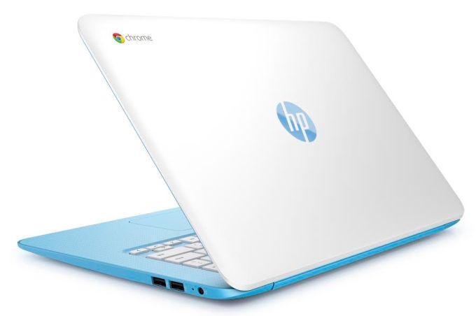 HP Chromebook 14 подешевел и научился работать дольше
