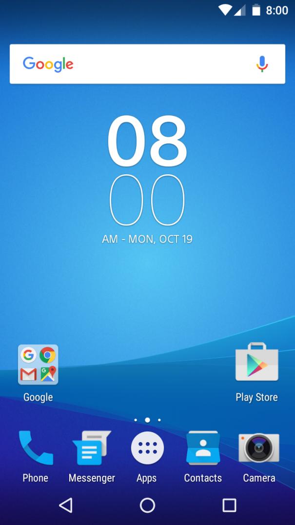 Sony начала рассылать концептуальную сборку Android 6.0 Marshmallow для Xperia Z3 и Z3 Compact