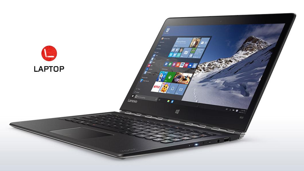 Ноутбук-перевертыш Lenovo Yoga 900 стоит от $1200