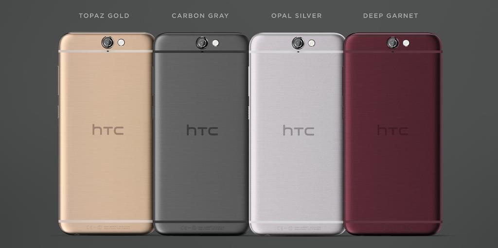 Смартфон HTC One A9 представлен официально