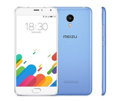 Смартфон Meizu Blue Charm Metal представлен официально