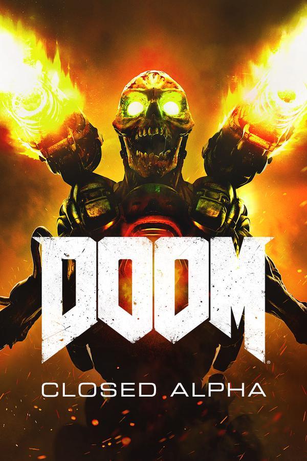 Закрытый альфа-тест нового Doom стартует 23 октября