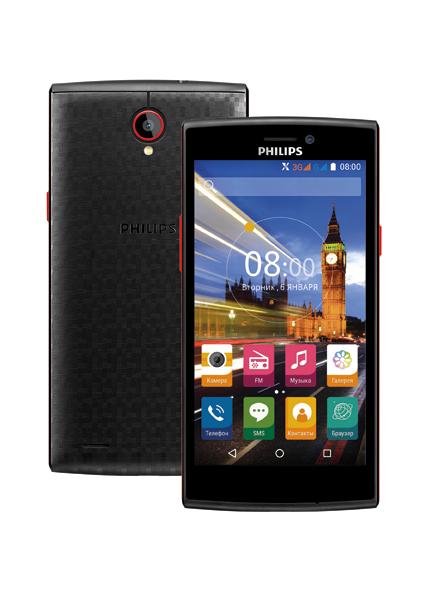 Смартфоне Philips S337 выходит в России за 6790 рублей