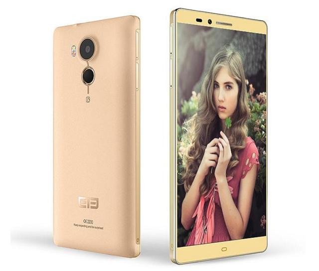 Мощный смартфон Elephone Vowney предлагается дешевле $300