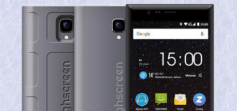 Смартфон Highscreen Boost 3 с батареей на 6000 мАч поступил в продажу