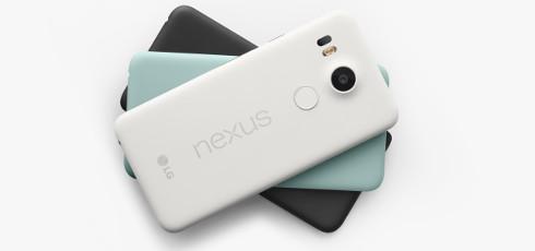 LG начала принимать заказы на Nexus 5X в России
