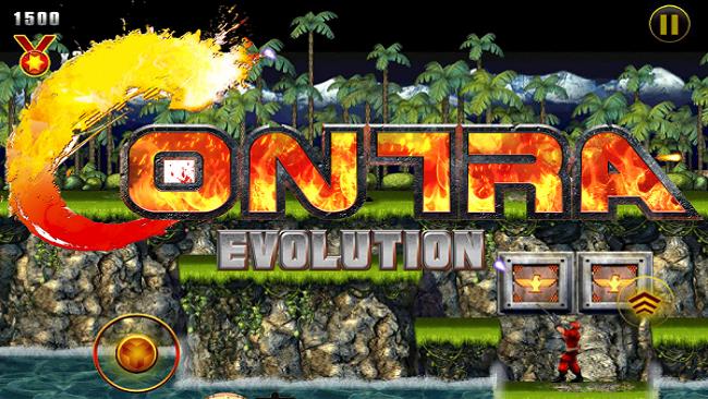Konami анонсировала Contra для iOS и Android
