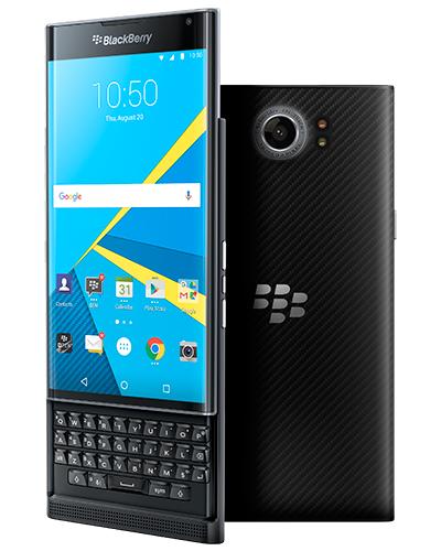 Android-слайдер BlackBerry Priv выходит в продажу