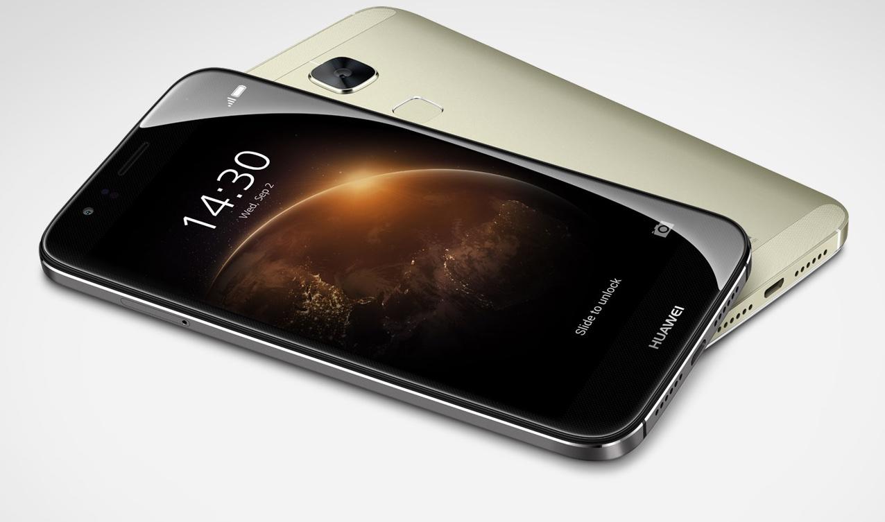 Металлический Huawei G7 Plus получил сканер отпечатков пальцев