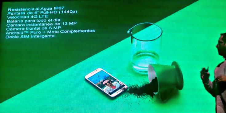 Смартфон Moto G Turbo Edition представлен в Мексике