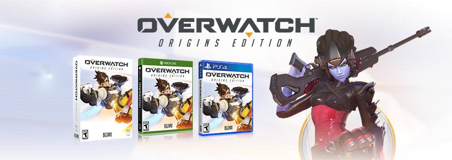 Blizzard открыла предзаказ на Overwatch для консолей и PC