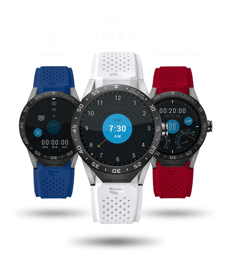 TAG Heuer выпустила умные часы Connected в продажу