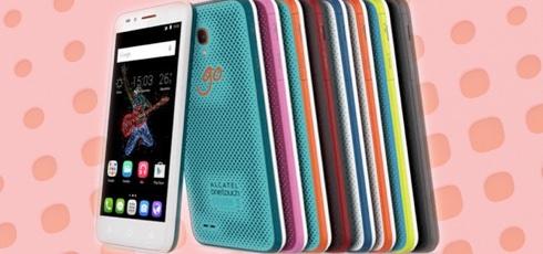 Защищенный смартфон Alcatel OneTouch Go Play вышел в России