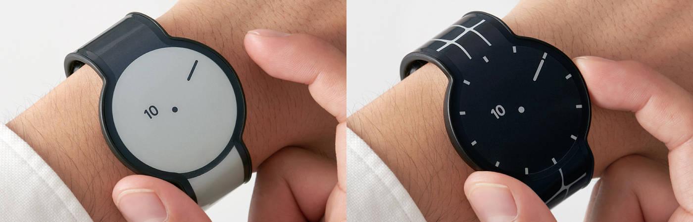 Часы Sony на электронной бумаге выходят в продажу