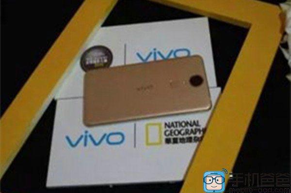 Смартфон Vivo Xshot 3 с внушительной камерой засветился на фото