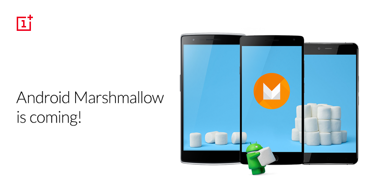 OnePlus One, OnePlus 2 и OnePlus X обновятся до Android 6.0 Marshmallow