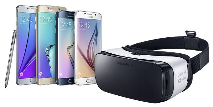 Шлем виртуальной реальности Samsung Gear VR доступен для предзаказа в Европе