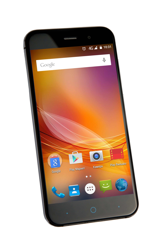 ZTE выпустила смартфоны Blade X3, X5, X9 и Z7 в России