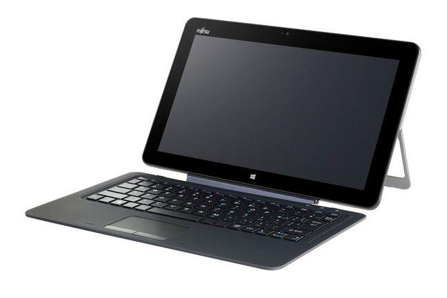 Fujitsu представила гибридный планшет Stylistic R726 для бизнеса