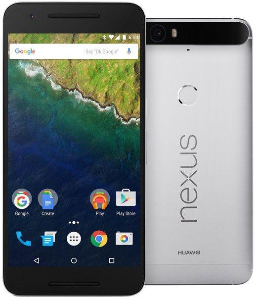 Смартфон Huawei Nexus 6P стал доступен в Европе