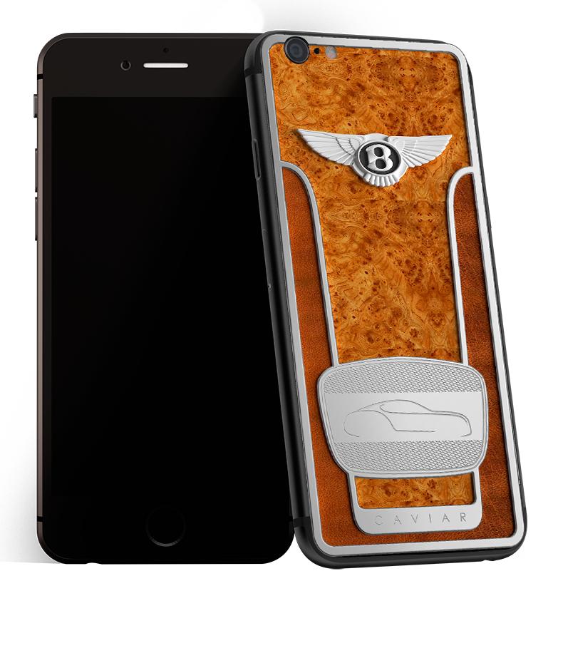 Caviar выпустил iPhone 6s в стиле BMW, Mercedes и Bentley