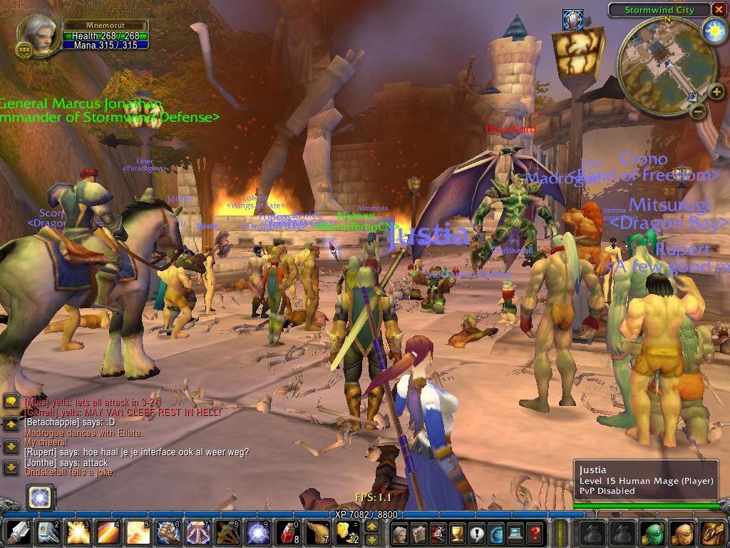 23 ноября в истории: первый музыкальный автомат и выход World of Warcraft