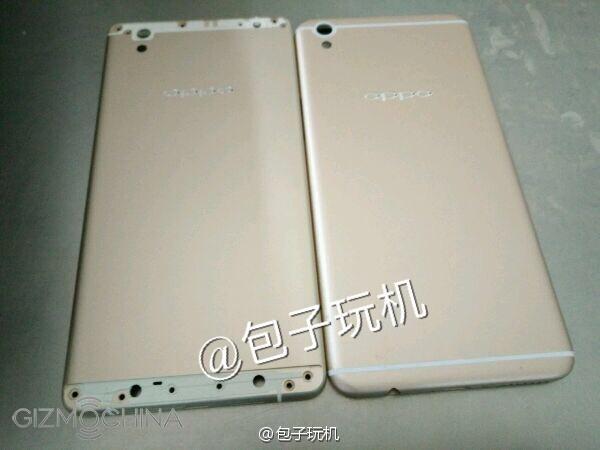 Oppo готовит близнеца iPhone 6 Plus