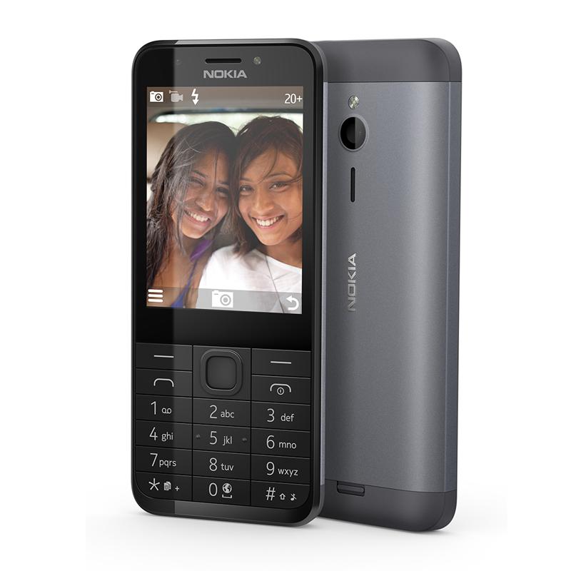 Microsoft представила телефоны Nokia 230 и 230 Dual SIM за $55