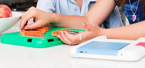 Детский модульный гибрид ноутбука и планшета дебютировал на Indiegogo