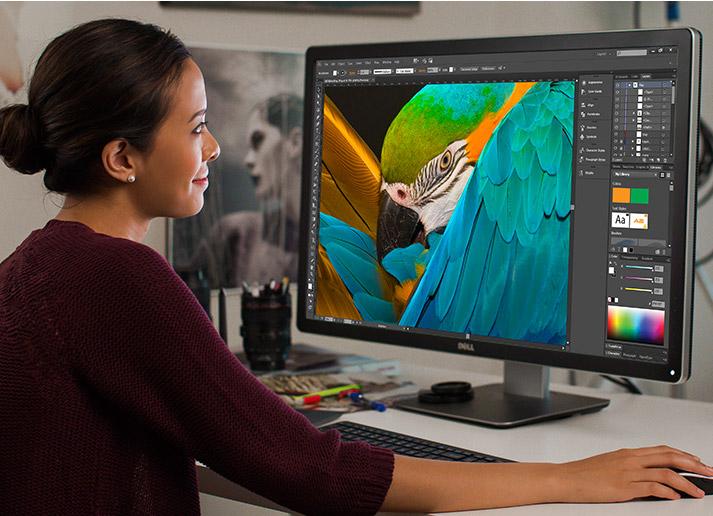 Dell выпустила трио мониторов UltraSharp для профессиональных пользователей