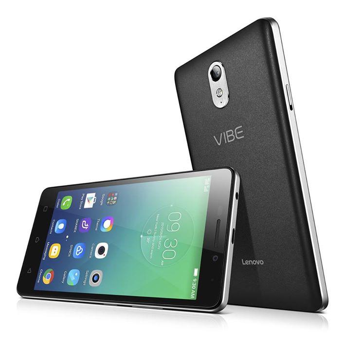 Смартфон Lenovo Vibe P1m с мощной батареей вышел в России