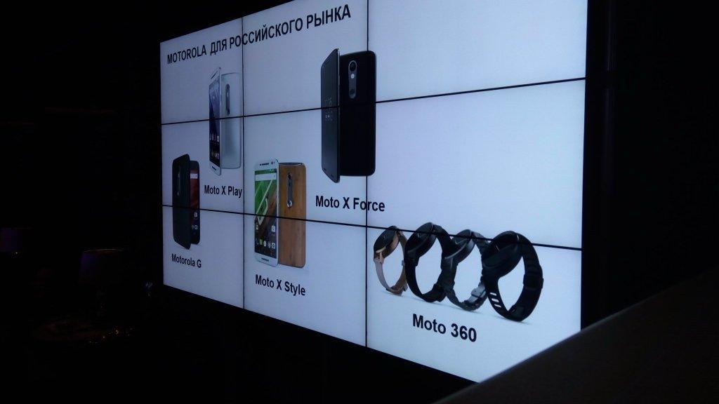 Lenovo намекнула на возвращение Motorola в Россию
