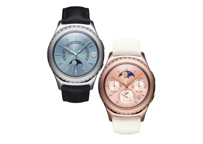 CES 2016: Samsung научит смарт-часы Gear S2 работать с iOS