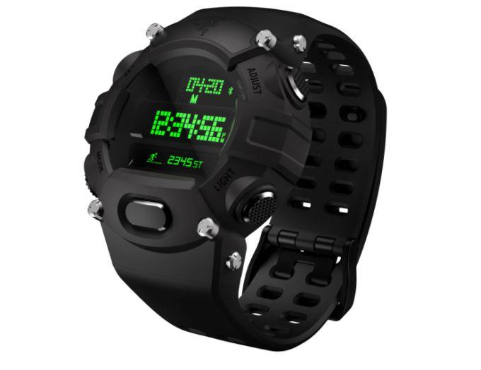 CES 2016: Razer представила умные часы Nabu Watch