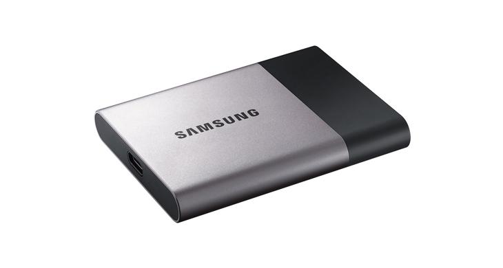 CES 2016: Samsung анонсировала портативный  SSD емкостью 2 ТБ