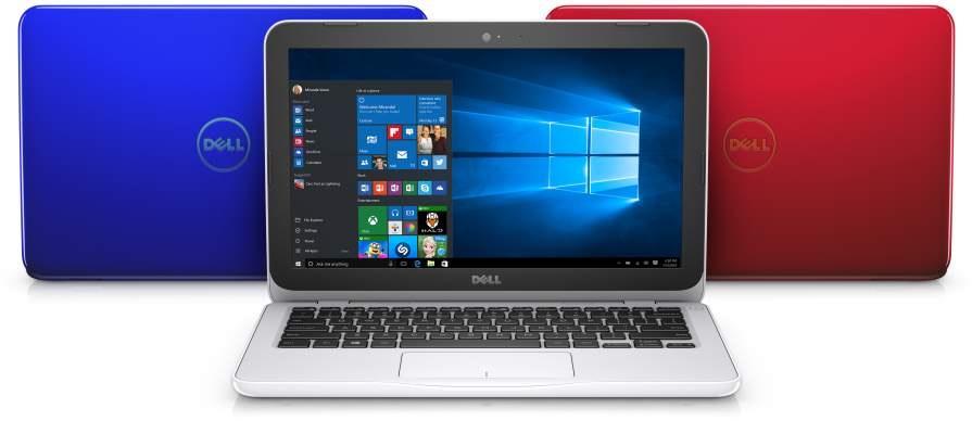 Dell представила ноутбук Inspiron 11 серии 3000 за $199