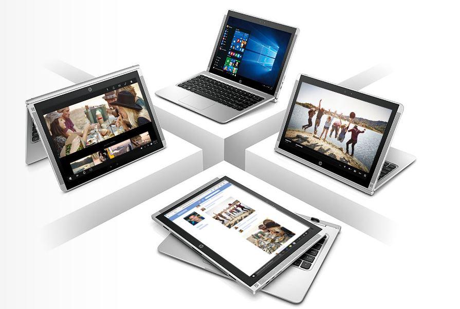 HP представила 12-дюймовую версию гибридного Pavilion x2